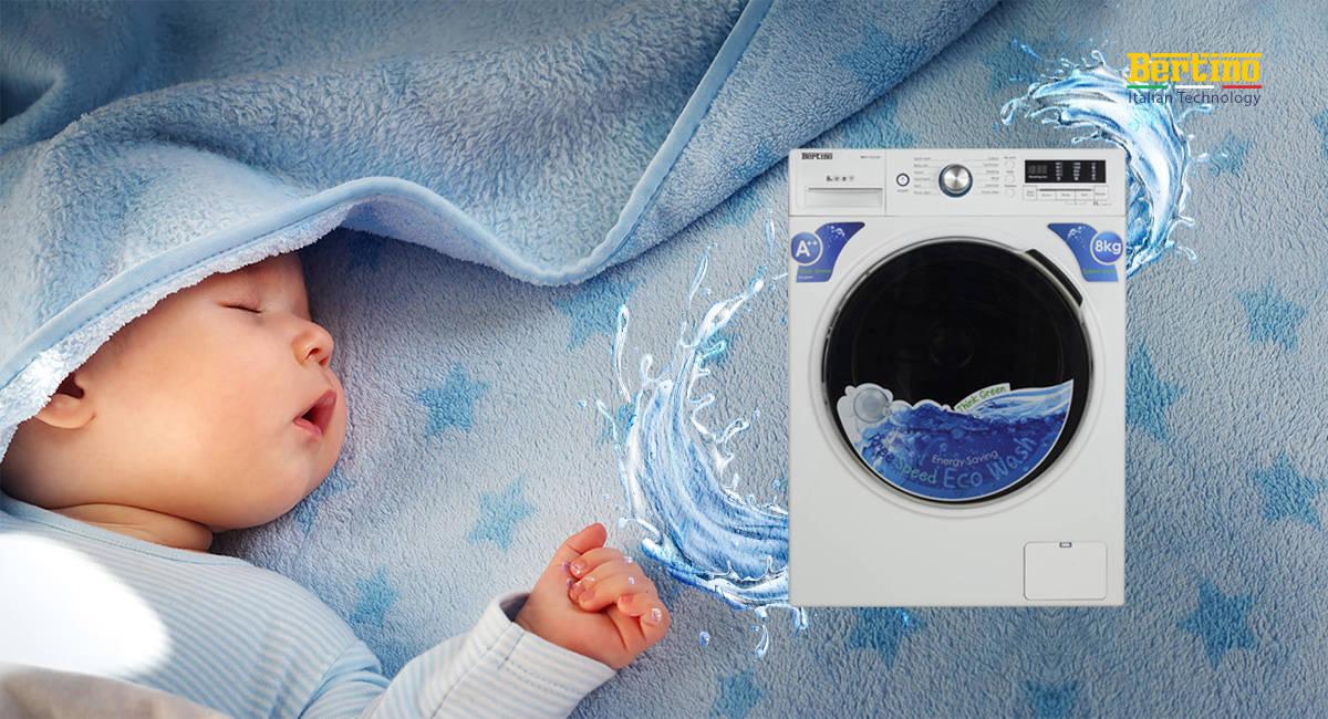 ماشین لباسشویی برتینو