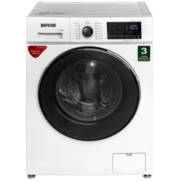 ماشین لباسشویی برتینو مدل BWMI71239