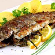 آموزش تهیه ماهی شکم پر در آون توستر